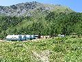 Аккемская база горных спасателей