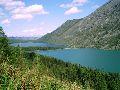 Мультинские озера. 1 часть панорамы