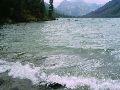 Мультинские озера. Волны на оз. Среднемультинское