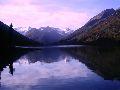 Мультинские озера. На рассвете. 1 вид