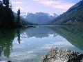 Мультинские озера. На рассвете. 3 вид