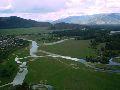 Верхний Уймон. Вид на долину с восточной гряды. 4