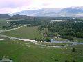 Верхний Уймон. Вид на долину с восточной гряды. 5