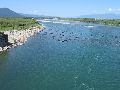 р.Катунь. Вид с Мультинского моста