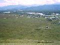 Усть-Кокса. 1 часть панорамы