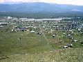 Усть-Кокса. 2 часть панорамы