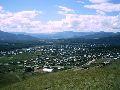 Усть-Кокса. 4 часть панорамы