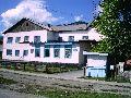 Усть-Кокса. Здание почты