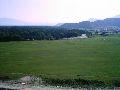 Верхний Уймон. Вид с западной возвышенности. 2 часть панорамы