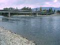 Верхний Уймон. Строящийся мост через р.Катунь