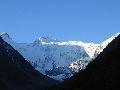 вид на Белуху утром 2