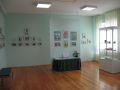 музей СибРО, Новосибирск. Зал экспозиции